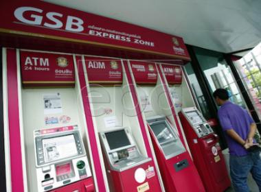 ATM Thái Lan bị đánh cắp 350 000 USD - Máy in thẻ nhựa, máy dập nổi, đầu đọc thẻ nhựa
