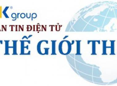 BẢN TIN THẾ GIỚI THẺ ĐIỆN TỬ MK GROUP SỐ 59- THÁNG 01/2017 - MK