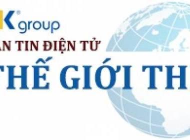 BẢN TIN THẾ GIỚI THẺ ĐIỆN TỬ MK GROUP SỐ 72 - THÁNG 10/2017 - MK