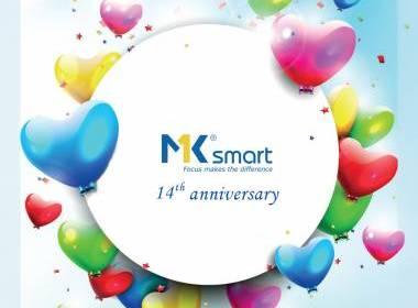 Kỷ niệm 14 năm thành lập MK Smart - Máy in thẻ nhựa, máy dập nổi, đầu đọc thẻ nhựa