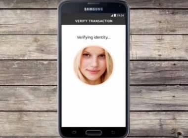 Mastercard cho phép xác thực tài khoản bằng hình tự sướng (selfie) - Máy in thẻ nhựa, máy dập nổi, đầu đọc thẻ nhựa