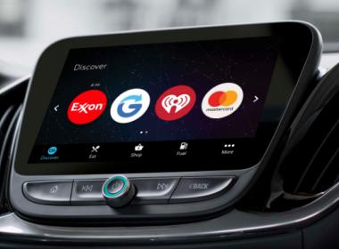 MasterCard tích hợp thanh toán lên bảng điều khiển xe hơi - Máy in thẻ nhựa, máy dập nổi, đầu đọc thẻ nhựa