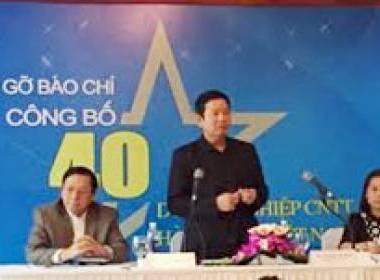 MK Smart xếp hạng 26 trong tổng số 40 DN CNTT hàng đầu Việt Nam - Máy in thẻ nhựa, máy dập nổi, đầu đọc thẻ nhựa