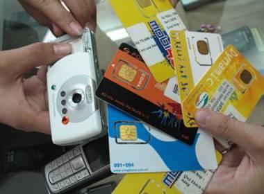 Mở rộng đăng kí thêm thuê bao trả trước nhằm triệt thuê bao ảo - Máy in thẻ nhựa, máy dập nổi, đầu đọc thẻ nhựa