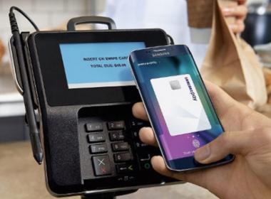 Samsung nâng cấp tính năng cho ứng dụng di động SamsungPay - Máy in thẻ nhựa, máy dập nổi, đầu đọc thẻ nhựa