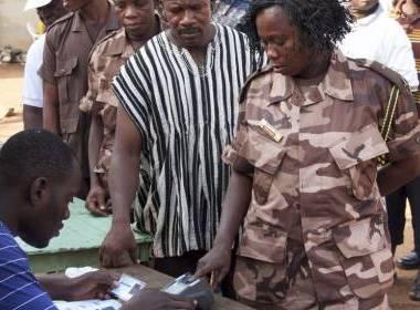 Triển khai thẻ ID sinh trắc ở Châu Phi - MK