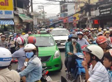 Việt Nam đã đủ lực để làm giao thông thông minh - MK