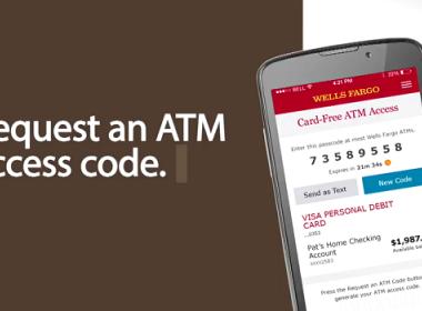Well Fargo triển khai giao dịch không thẻ tại 13000 ATM - Máy in thẻ nhựa, máy dập nổi, đầu đọc thẻ nhựa