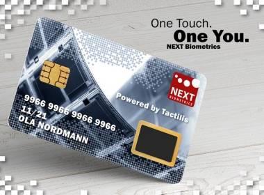 Quốc gia Châu Phi thử nghiệm thẻ sinh trắc học của Next Biometric - Máy in thẻ nhựa, máy dập nổi, đầu đọc thẻ nhựa