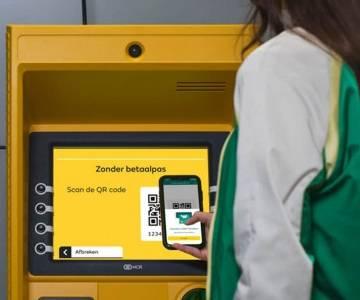 ABN Amro triển khai dịch vụ rút tiền ATM không cần thẻ - Máy in thẻ nhựa, máy dập nổi, đầu đọc thẻ nhựa
