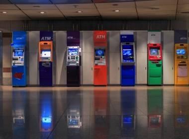 Ngân hàng Trung Quốc thí điểm tiền kỹ thuật số tại các ATM - Máy in thẻ nhựa, máy dập nổi, đầu đọc thẻ nhựa