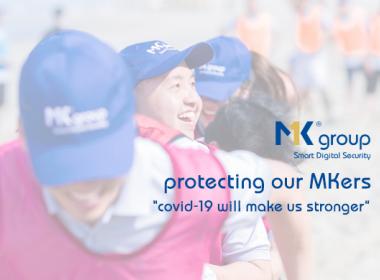 MK Group tặng bảo hiểm sức khỏe Covid-19 cho cán bộ công nhân viên - Máy in thẻ nhựa, máy dập nổi, đầu đọc thẻ nhựa