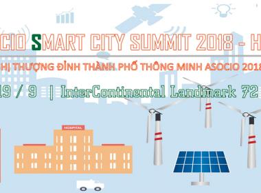 MK Group tham gia sự kiện ASOCIO Smart City Summit 2018:  Xây dựng thành phố thông minh, an toàn hơn bằng các giải pháp số - MK