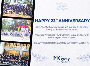 MK Group - Hành trình 22 năm vươn lên tầm cao mới - Máy in thẻ nhựa, máy dập nổi, đầu đọc thẻ nhựa