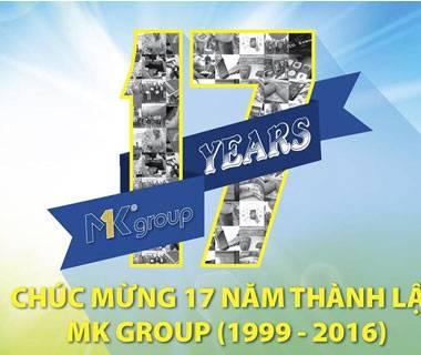 Kỷ niệm 14 năm thành lập MK Smart
