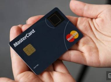 Mastercard thử nghiệm thẻ sinh trắc học tại Mexico - MK