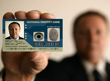EU thúc đẩy sinh trắc học lên thẻ ID quốc gia - MK