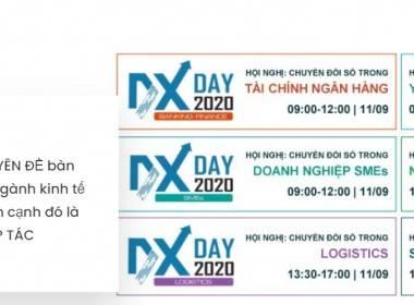 MK GROUP THAM DỰ NGÀY CHUYỂN ĐỔI SỐ VIỆT NAM 2020 - Máy in thẻ nhựa, máy dập nổi, đầu đọc thẻ nhựa