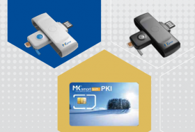 Giải pháp hạ tầng khóa công khai MK PKI - Máy in thẻ nhựa, máy dập nổi, đầu đọc thẻ nhựa