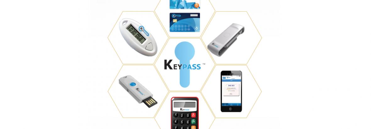 Giải pháp xác thực bảo mật Keypasco - Máy in thẻ nhựa, máy dập nổi, đầu đọc thẻ nhựa