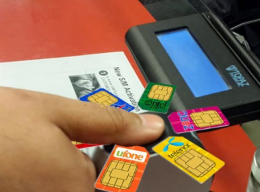 Uganda bắt buộc kết nối thẻ SIM với dữ liệu sinh trắc học - MK