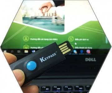 FIDO® KeyPass S1 - Thiết bị U2F token giúp xử lý các hành vi lừa đảo - MK