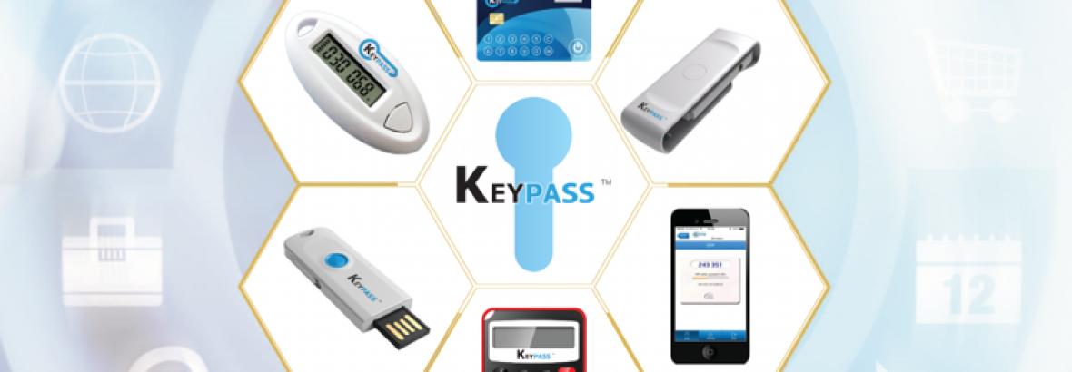 Giải pháp xác thực bảo mật bằng mật khẩu một lần KeyPass OTP - MK