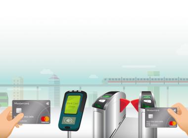 Singapore cho phép thanh toán phí giao thông bằng thẻ không tiếp xúc Mastercard - MK