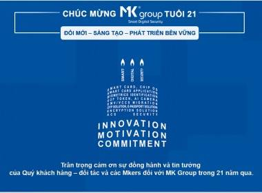 MK Group – Vững vàng Tuổi 21 - MK