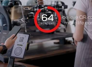 43% người tiêu dùng Mỹ và Anh sẵn sàng thanh toán bằng mã QR - Máy in thẻ nhựa, máy dập nổi, đầu đọc thẻ nhựa