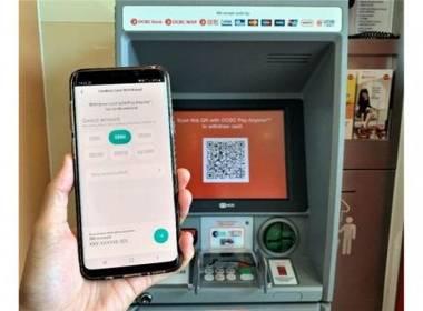NCR ra mắt ATM không cần dùng thẻ đầu tiên tại Ấn Độ - Máy in thẻ nhựa, máy dập nổi, đầu đọc thẻ nhựa
