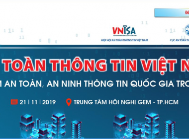 MK Group tham dự Hội thảo - Triển lãm Ngày an toàn thông tin Việt Nam 2019 - MK