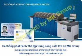 Giải pháp phát hành thẻ tập trung - MK