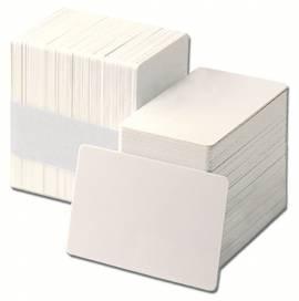 Thẻ nhựa trắng - Máy in thẻ nhựa, máy dập nổi, đầu đọc thẻ nhựa