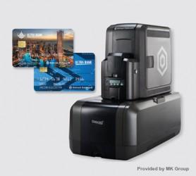 Máy in - Cá thể hóa thẻ Entrust® CE875 - Máy in thẻ nhựa, máy dập nổi, đầu đọc thẻ nhựa