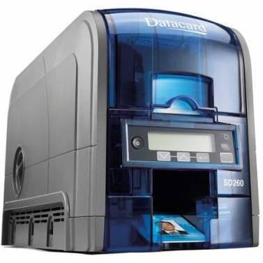 Máy in Thẻ nhựa Entrust® SD260 - Máy in thẻ nhựa, máy dập nổi, đầu đọc thẻ nhựa