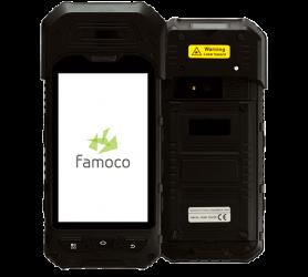 Đầu đọc thẻ không tiếp xúc cầm tay Famoco FX300 - MK