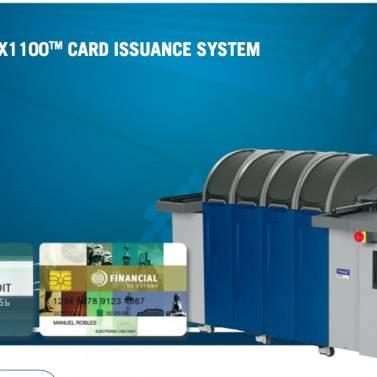 HỆ THỐNG DATACARD® MX1100 - Máy in thẻ nhựa, máy dập nổi, đầu đọc thẻ nhựa