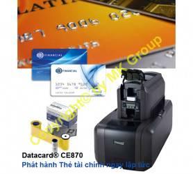 MÁY IN - CÁ THỂ HOÁ THẺ DATACARD® CE870 - MK