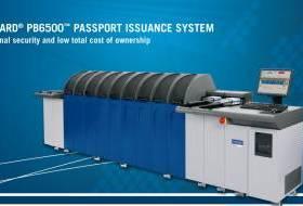 Hệ thống phát hành hộ chiếu công suất lớn - Máy in thẻ nhựa, máy dập nổi, đầu đọc thẻ nhựa