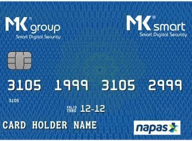 Sản phẩm thẻ chip giao diện kép LOTUS thứ hai với ứng dụng VCCS của MK Smart được NAPAS cấp chứng chỉ sản xuất - MK