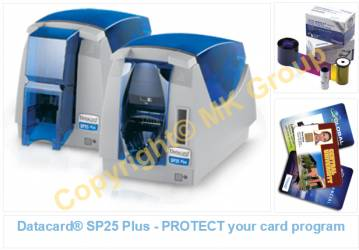 Máy in Thẻ nhựa Datacard® SP25 Plus - MK