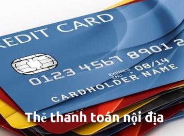 Thẻ thanh toán nội địa là gì? - MK