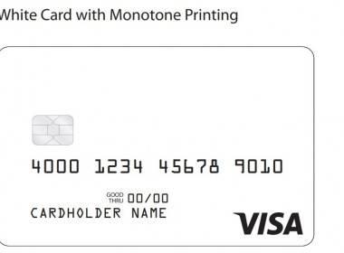 Công ty Cổ phần Thông Minh MK được VISA cấp Chứng thư sản xuất thẻ tài chính ngân hàng với logo VISA màu đen - MK