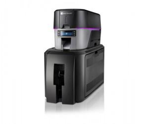 Máy in thẻ Sigma DS3 với Mô-đun ép màng bảo mật - Máy in thẻ nhựa, máy dập nổi, đầu đọc thẻ nhựa