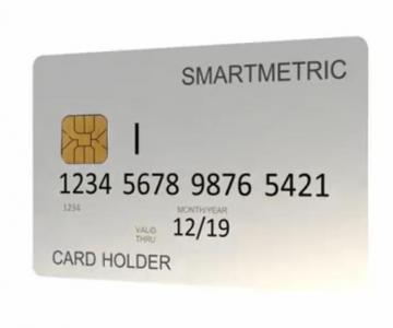 SmartMetric giới thiệu thẻ tín dụng sinh trắc học mới - MK