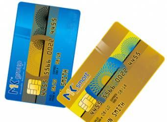 THẺ CHIP (CHIP CARD) - Máy in thẻ nhựa, máy dập nổi, đầu đọc thẻ nhựa