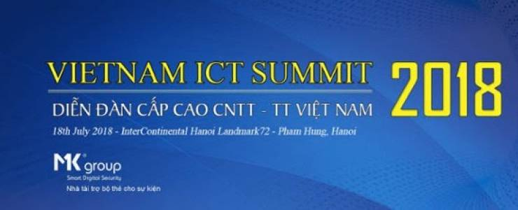 MK Group tham dự ICT Summit 2018 - MK