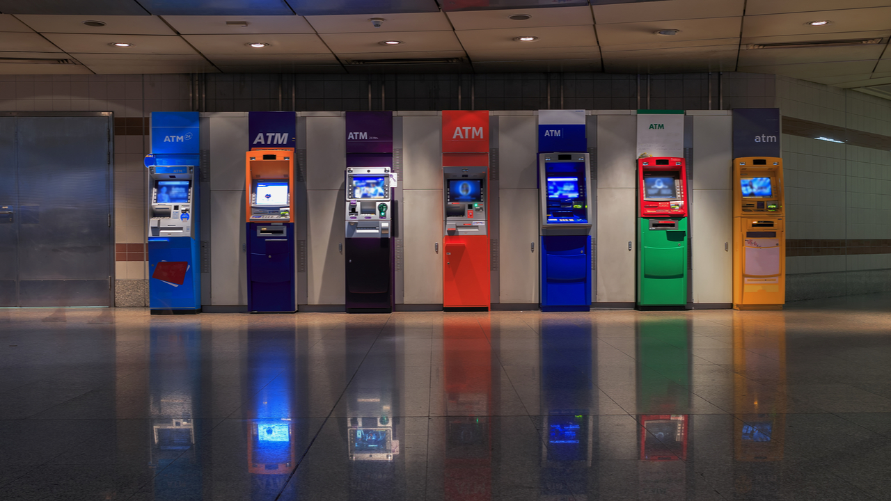 Ngân hàng Trung Quốc thí điểm tiền kỹ thuật số tại ATM - MK GROUP
