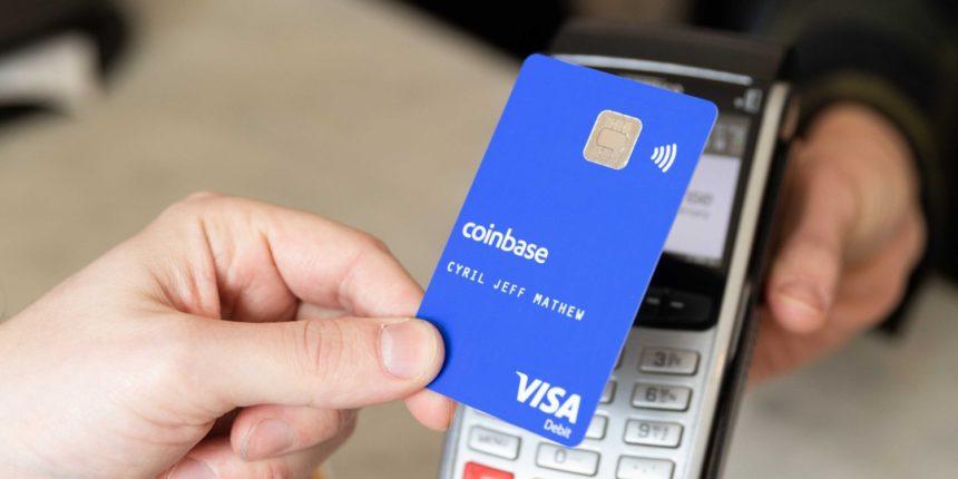 Visa hợp tác cùng Coinbase phát hành thẻ ghi nợ tiền đi - MK GROUP